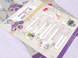 עיצוב פרסום סדנאות של ד'ר חנה קטן